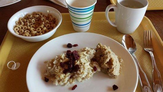 Art of Living Retreat Center: Breakfast
