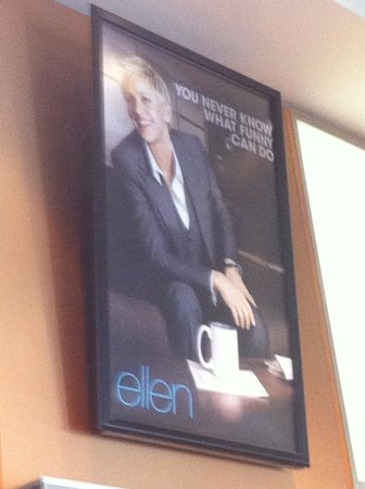 Warner Bros. Studio Tour Hollywood: Ellen Degeneres