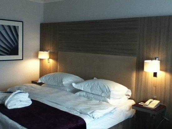 Radisson Blu Hotel, Manchester Airport: Bedroom