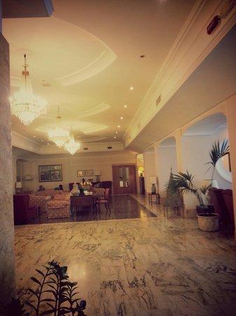 Hotel San Giorgio : La hall