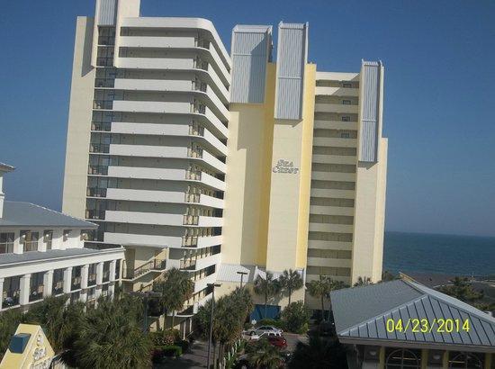 Sea Crest Oceanfront Resort Hotel