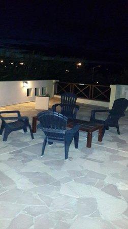 Altos de la Costanera - Aparts : Balcon terraza
