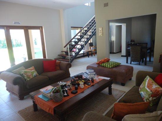 Karoo Sun Guesthouse : lounge