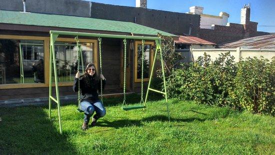 Hostal Labarca: Área recreativa