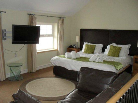 Penhelig Arms: Beautiful bedroom