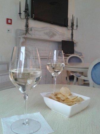 Hotel Rivalago: aperitivo al bar