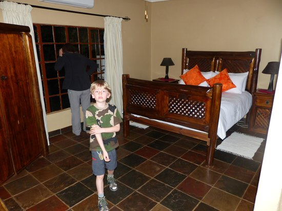 Bushriver Lodge: room 2