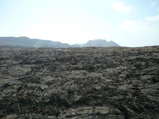 Parque Nacional de Timanfaya: parc 1