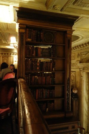 Café Pushkin: a livraria