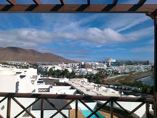 Royal Monica : Piękny widok z okna hotelowego 2