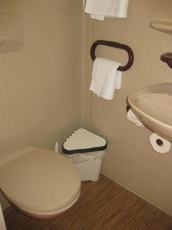 Medusa Hotel: Ванная