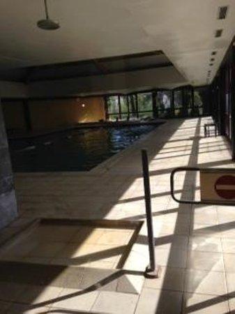 Evora Hotel: Piscina coberta