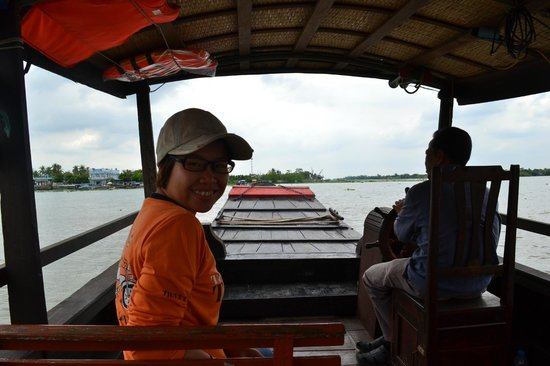 Tiger Tours: mekong
