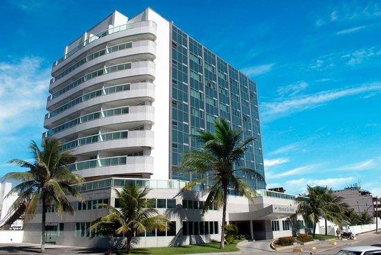 Atlantico Sul Hotel: Nova Fachada