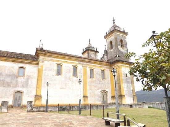 Sao Francisco de Paula church : Fachada