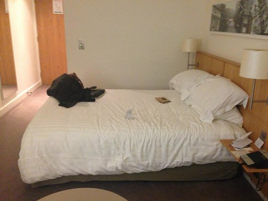 Doubletree by Hilton Hotel Leeds City Centre: The big bed
