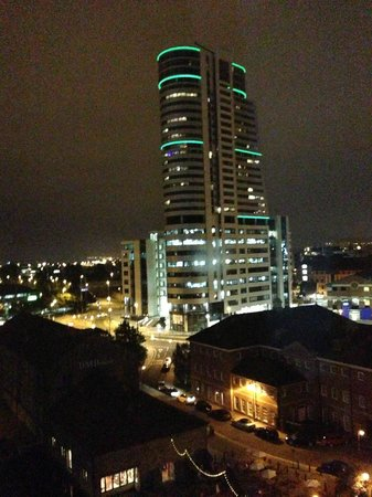 Doubletree by Hilton Hotel Leeds City Centre: View