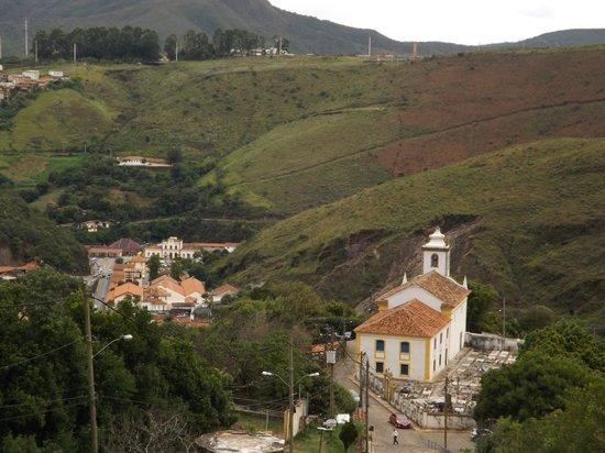 Sao Francisco de Paula church : Vista
