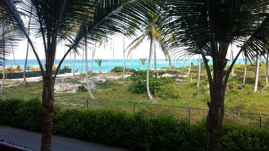 Majestic Elegance Punta Cana: View from balcony