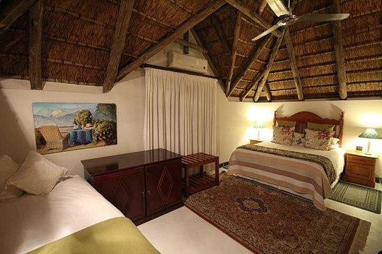 Utopia in Africa: Guest room