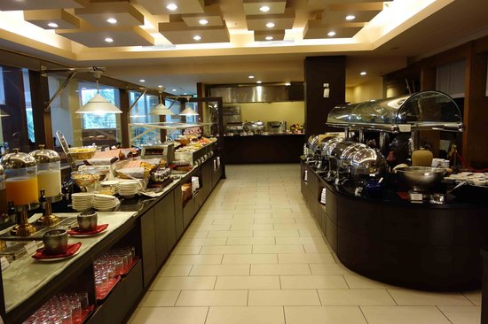 Palau Royal Resort : breakfast buffet (some of it)