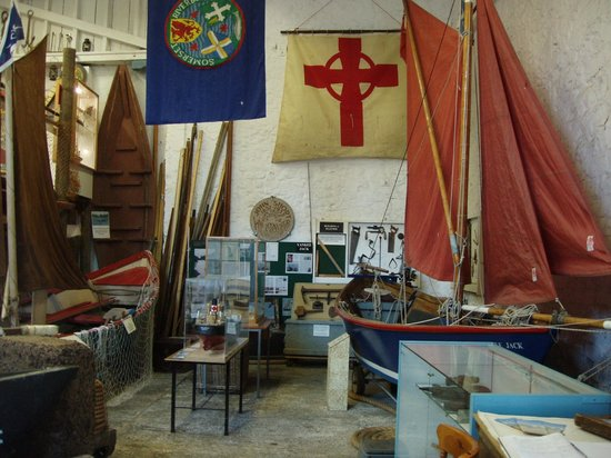 Watchet Boat Museum: A lot in a small space