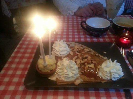 An Delenn : petites bougies pour nos 3 ans de mariage...