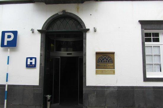Hotel do Colegio: Porta di accesso