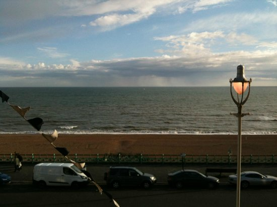 The Lanes Hotel: What a view to wake up to!