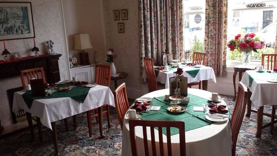 Ardconnel House B&B: Comedor