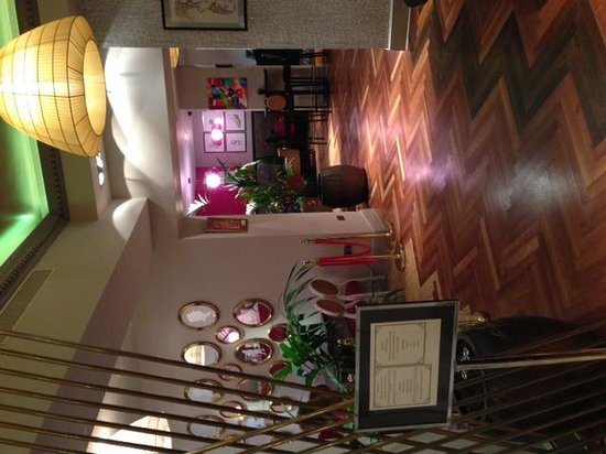 Hotel Indigo London Kensington: Tea Lounge