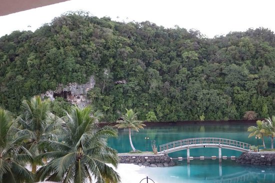 Palau Royal Resort : view from room
