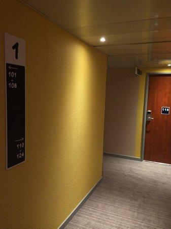 Ibis Budget Cannes Centre Ville: 1ere Etage