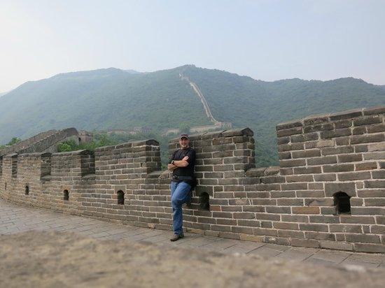 Gran Muralla China en Mutianyu: La muralla