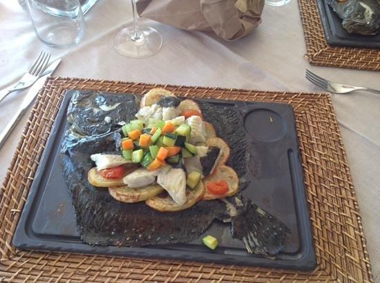 Rombo foto di ristorante bagno italia marina di pisa - Bagno italia ristorante ...