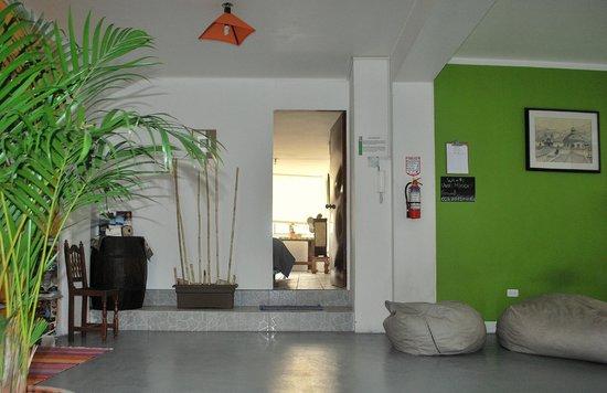 Minka Hostel: Habitación privada