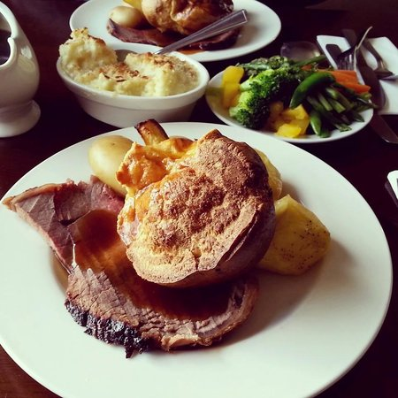 The Star Inn: Excellent Sunday lunch