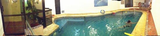 Hotel Colón: piscina