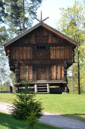 The Norwegian Museum of Cultural History: Maison