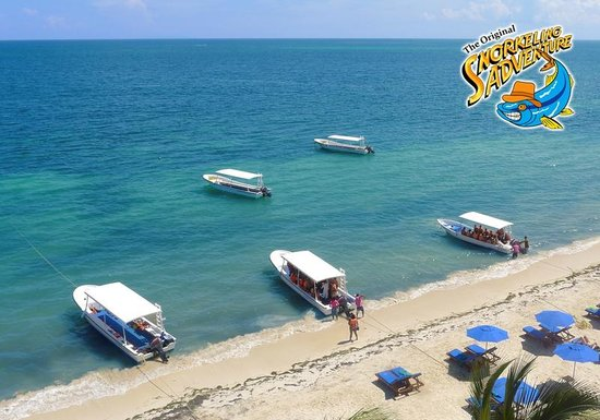 The Original Snorkeling Adventure: Cancun Snorkeling Adventure Playground