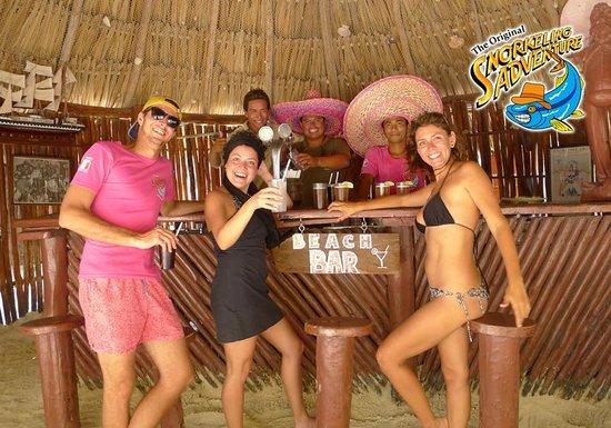 The Original Snorkeling Adventure: Cancun Snorkeling Adventure Fun Times