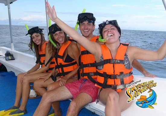 The Original Snorkeling Adventure: Cancun Snorkeling Adventure Tours