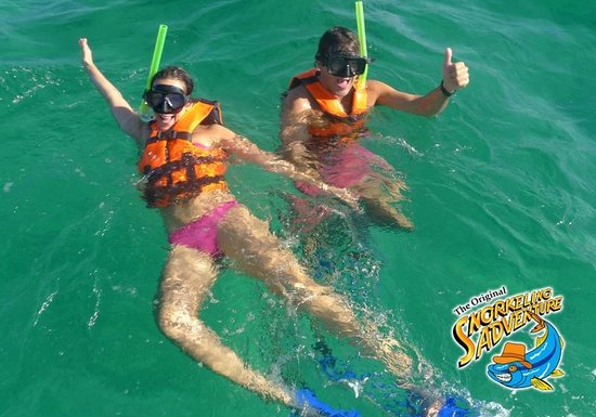 The Original Snorkeling Adventure: Cancun Snorkeling Adventure Morning Glory Tour