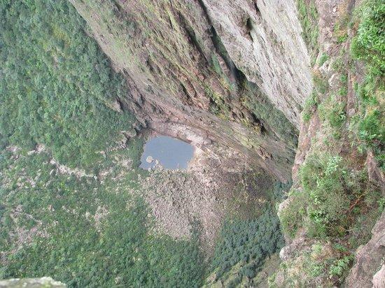 Fumaca Falls: Cachoeira da Fumaça