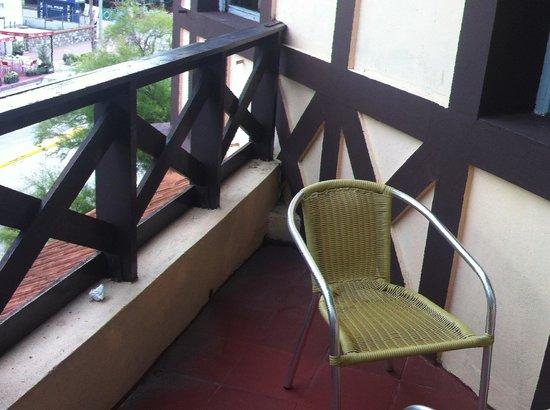 Hotel Colón: Balcón