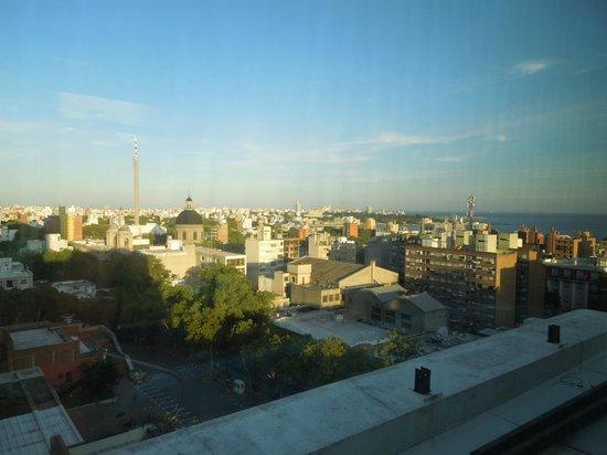Four Points By Sheraton Montevideo: VISTA DESDE EL SPA