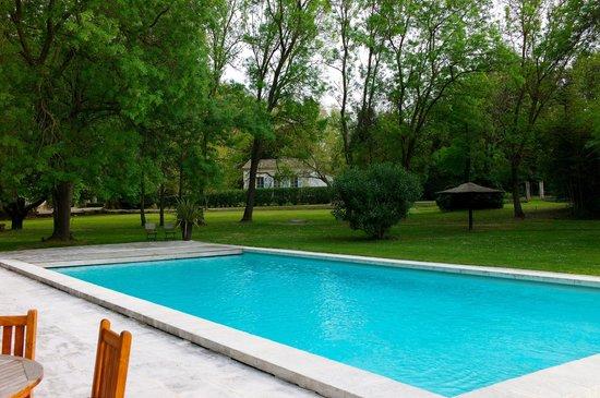 Le Chateau des Alpilles: Pool