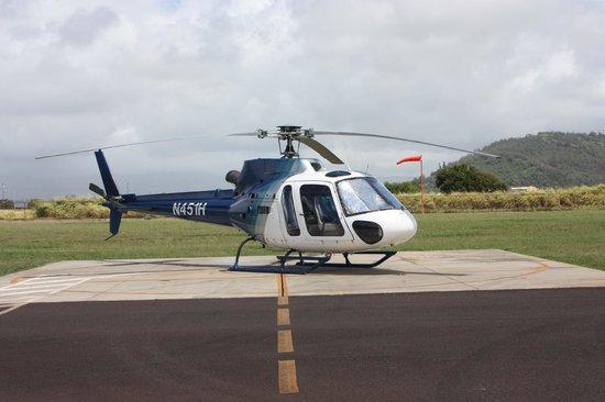 Island Helicopters Kauai: Island Helicopters1