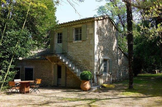 Le Chateau des Alpilles : Le Lavoir