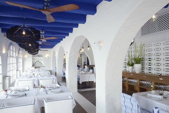 La Taverna del Mar: Interiores